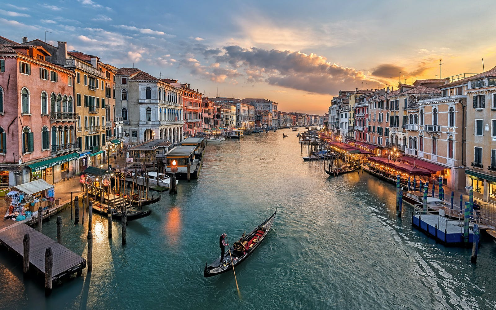 gondola ride: grand canal experience-2