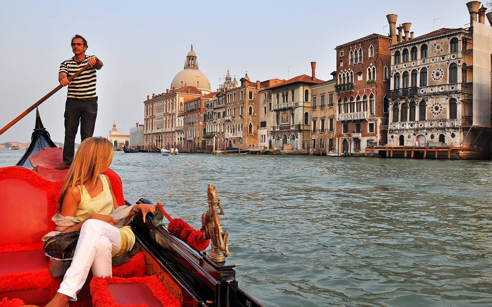 gondola ride: grand canal experience-3