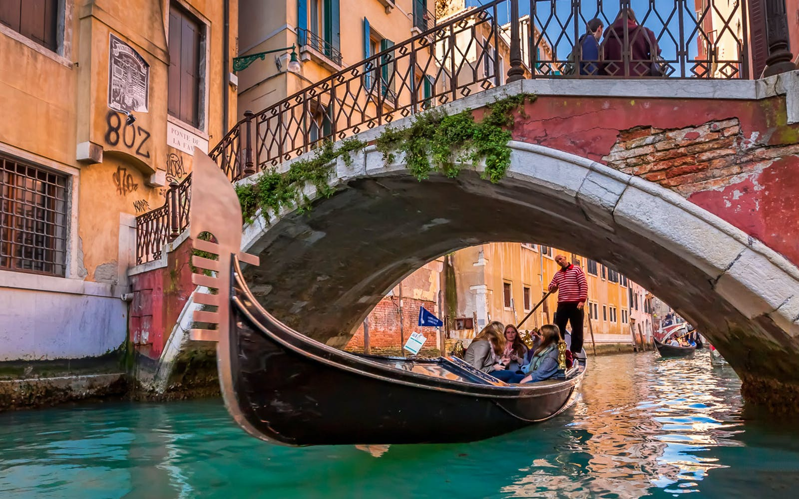 Gondola Ride: Grand Canal Experience