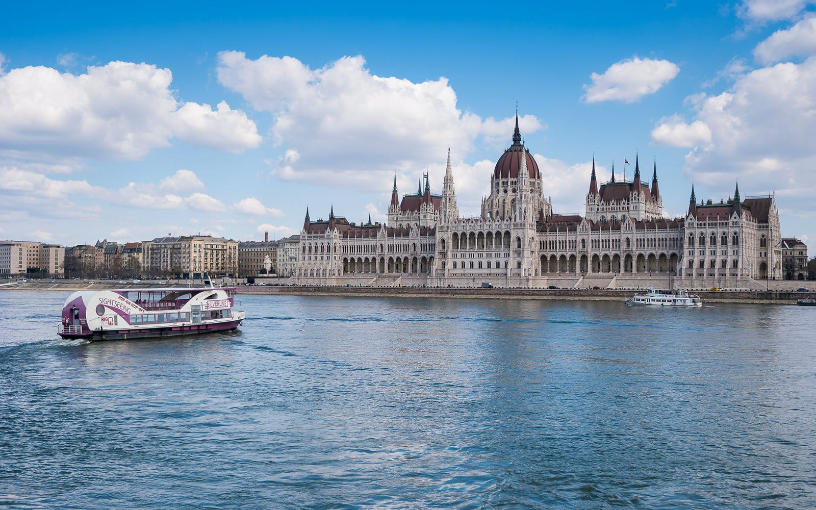Pizza & Beer Budapest Cruise