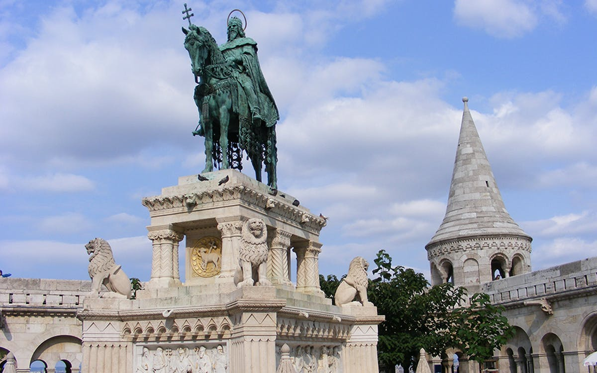 budapest city tour with hotel pickup-5
