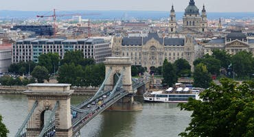 Budapest City Tour with Hotel Pickup