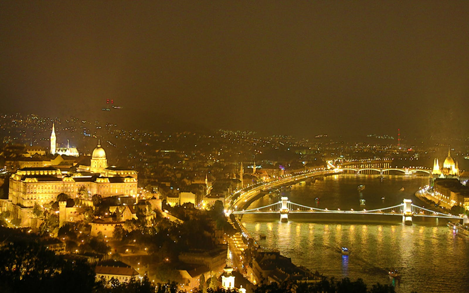 Budapest by Night - Guided Tour