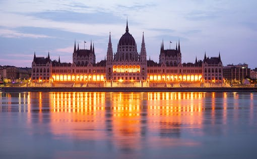Budapest Parliament Priority Access Guided Tour