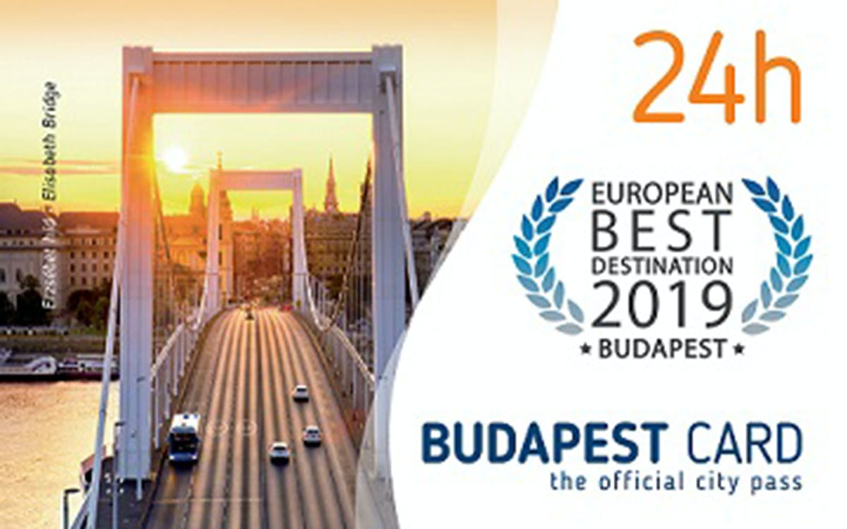 budapest card: 1, 2, 3, 4 & 5 day pass-1