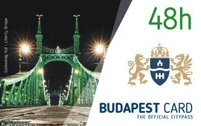 Budapest in May