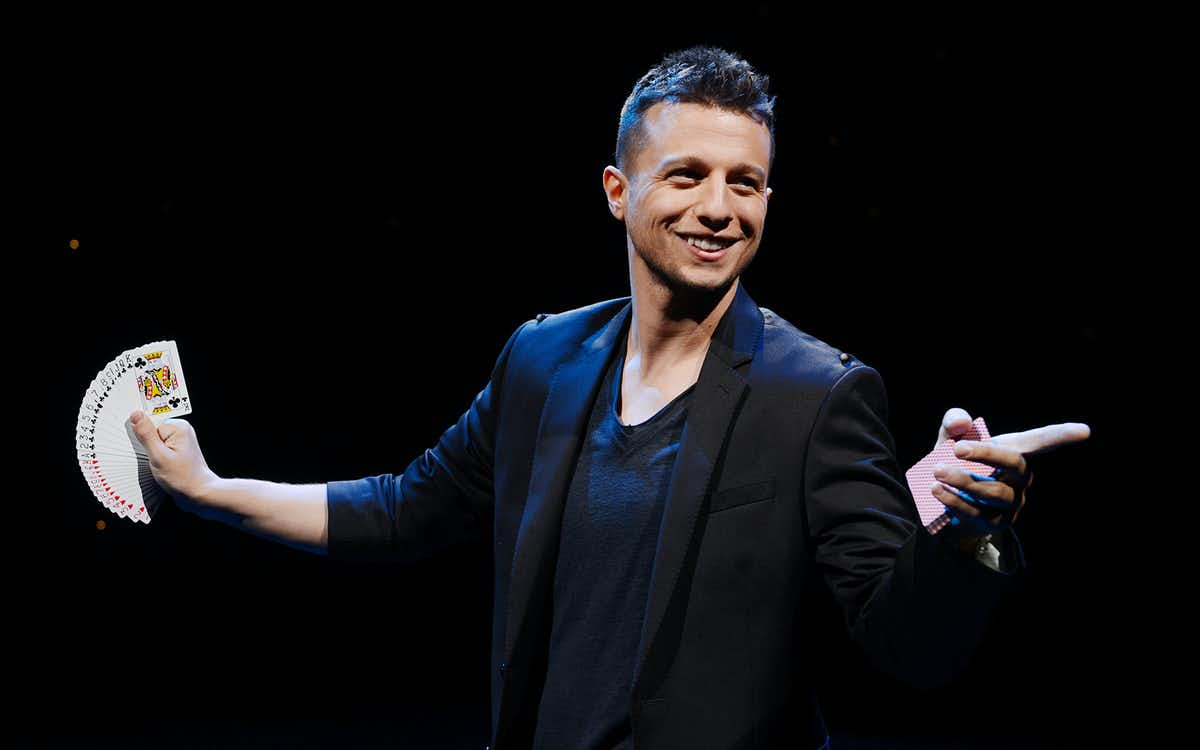 Mat Franco Las Vegas Tickets