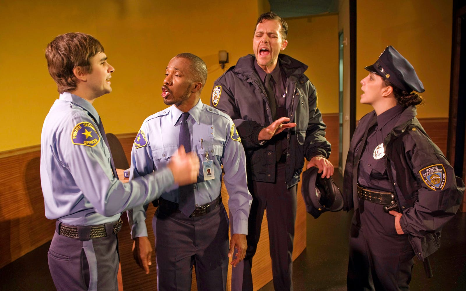 Best Broadway Shows - March 2018 - Lobby Hero
