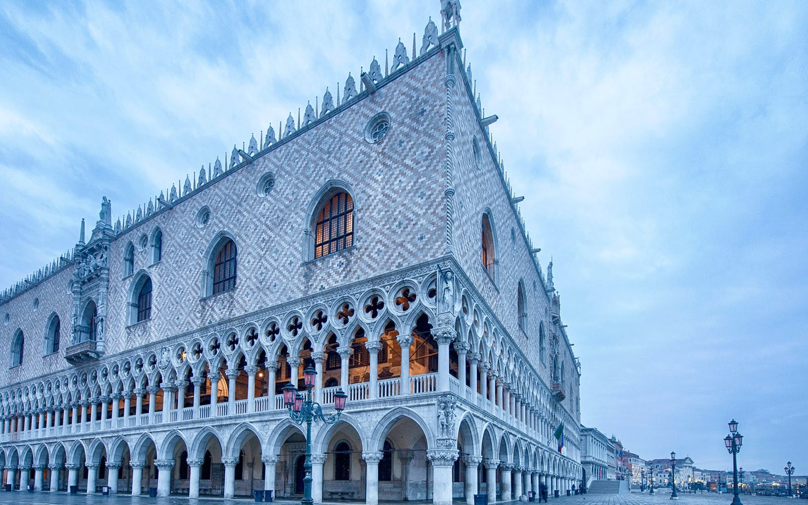 doge's palace priority access guided tour -1