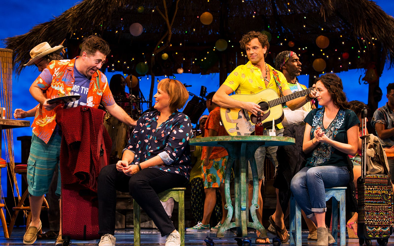 Escape to Margaritaville broadway lottery