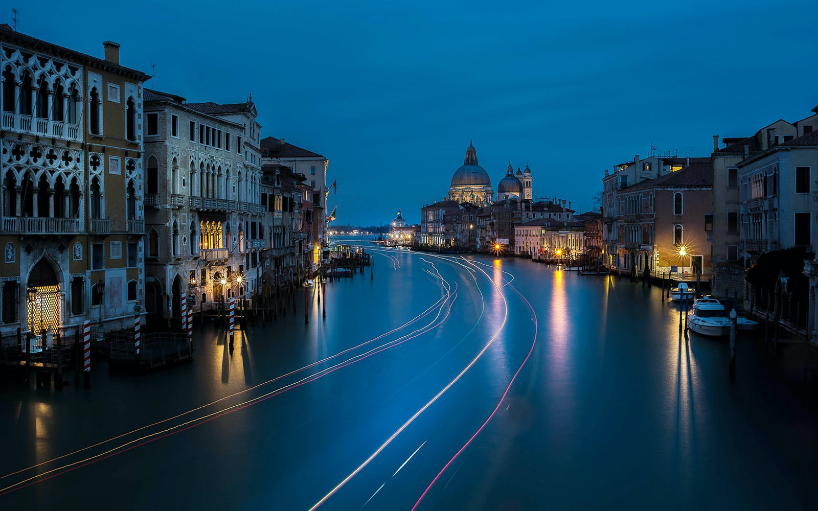 Grand Canal Guided Boat Tour