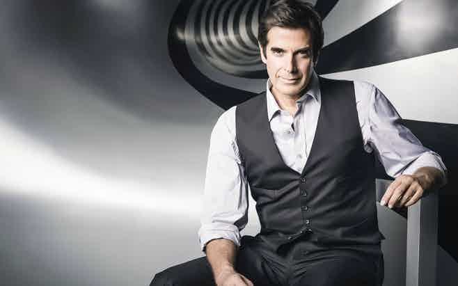 Cheap Las vegas show tickets- David Copperfield