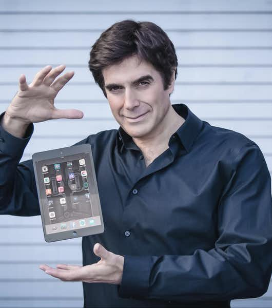 Best Vegas Magic shows - David Copperfield