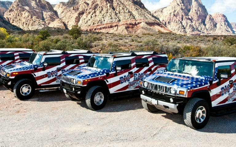 hoover dam tour in a hummer-1