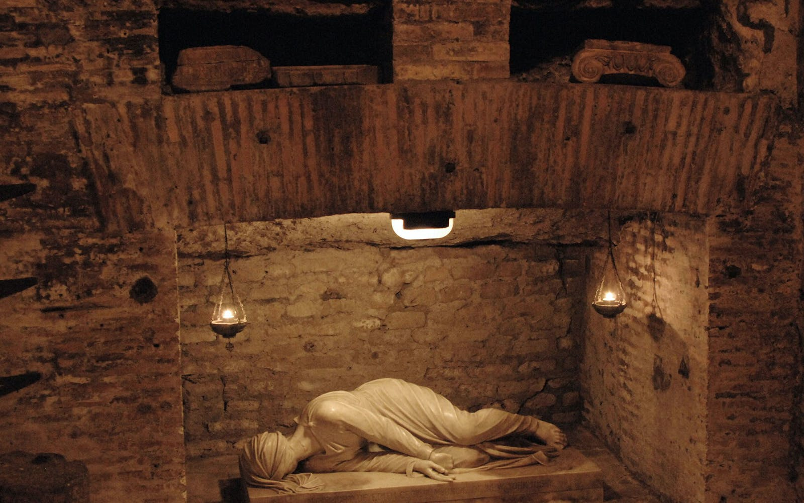 crypts & catacombs at night: with exclusive after hour access-2