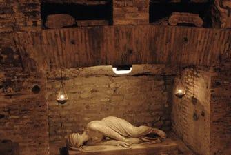 Roman Catacombs-2