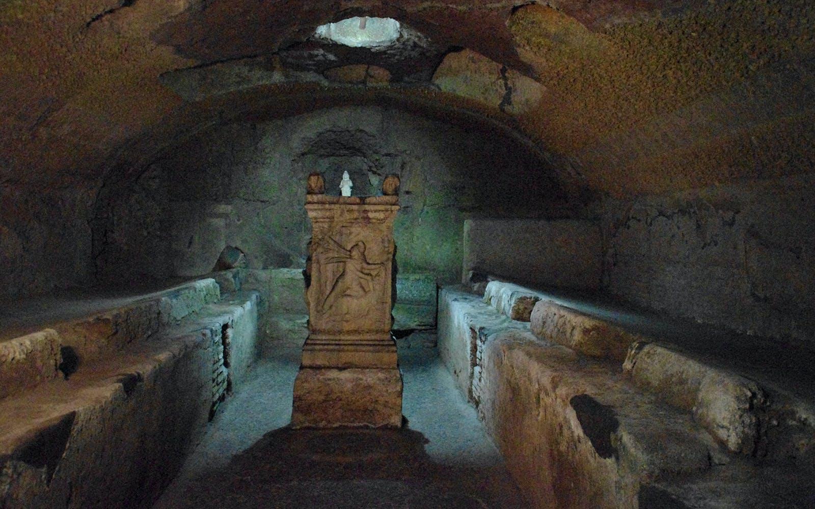 Roman Catacombs - 1