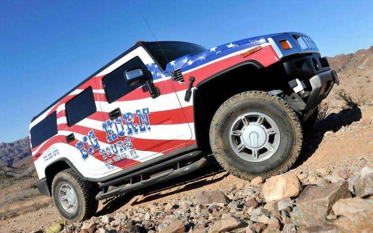 visit grand canyon in a hummer-1