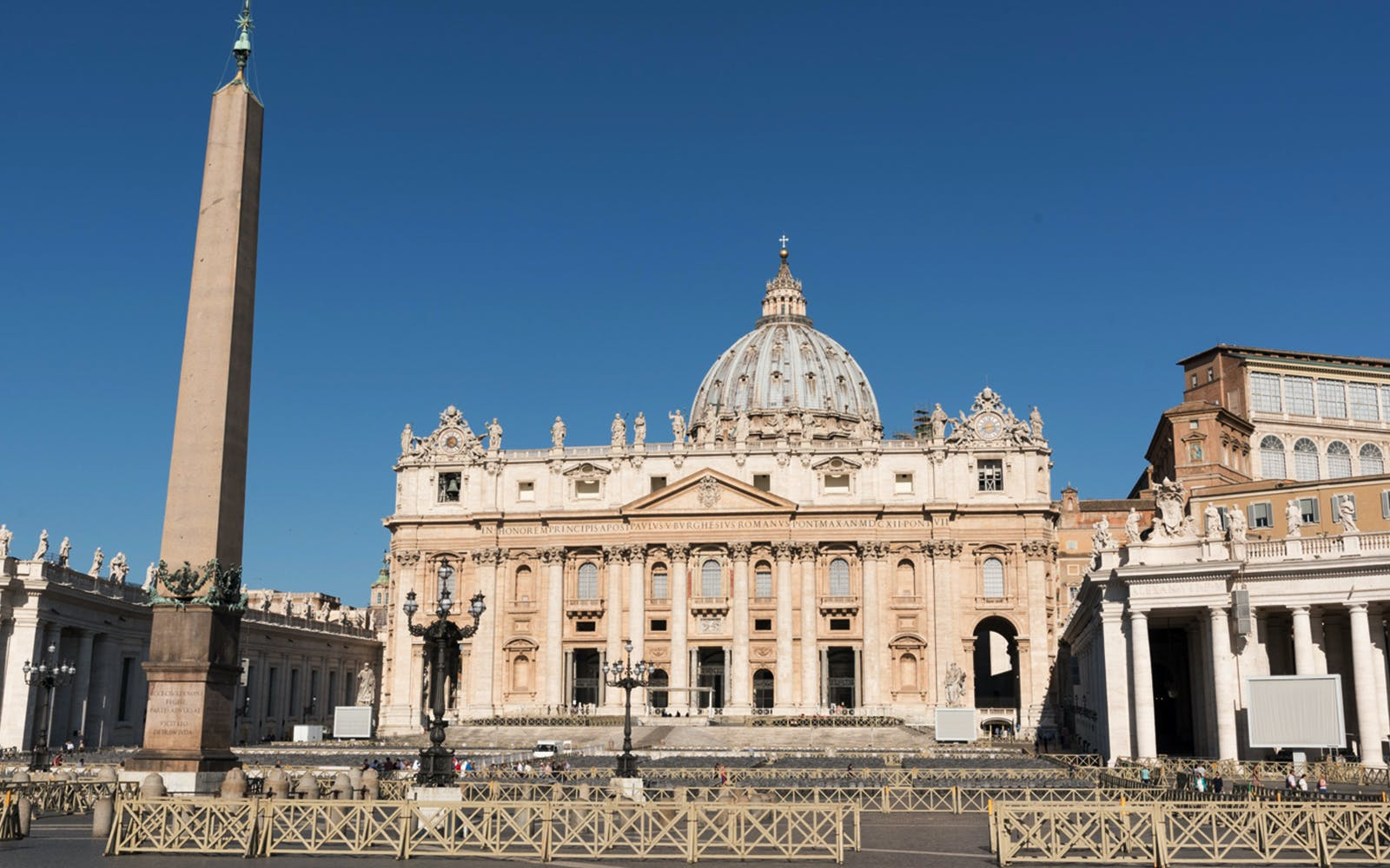 small group tour of vatican museums, st. peter's basilica and sistine chapel-6
