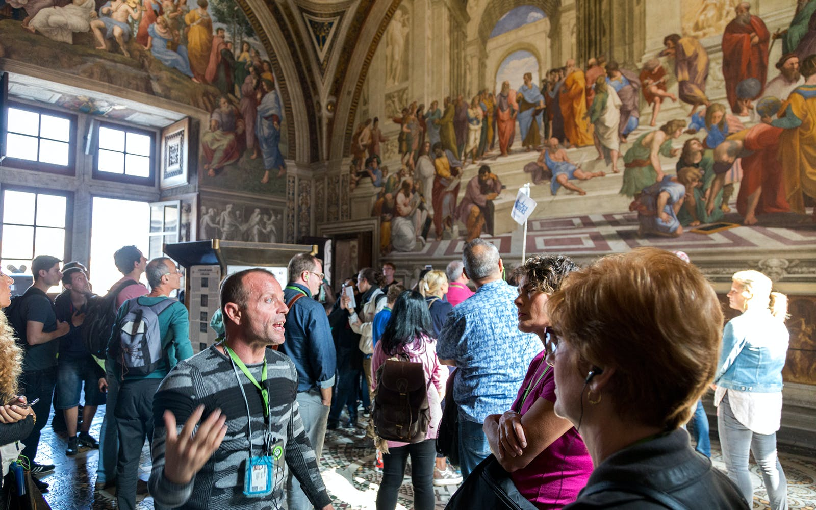 small group tour of vatican museums, st. peter's basilica and sistine chapel-2