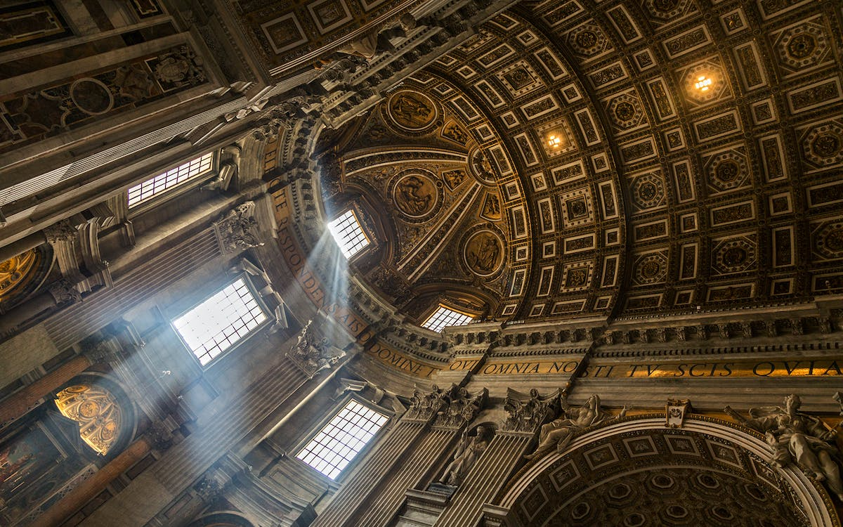 small group tour of vatican museums, st. peter's basilica and sistine chapel-3