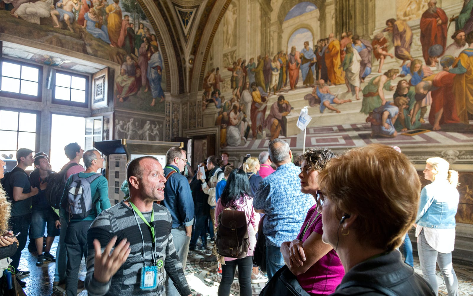 full day guided tour of vatican and colosseum -3