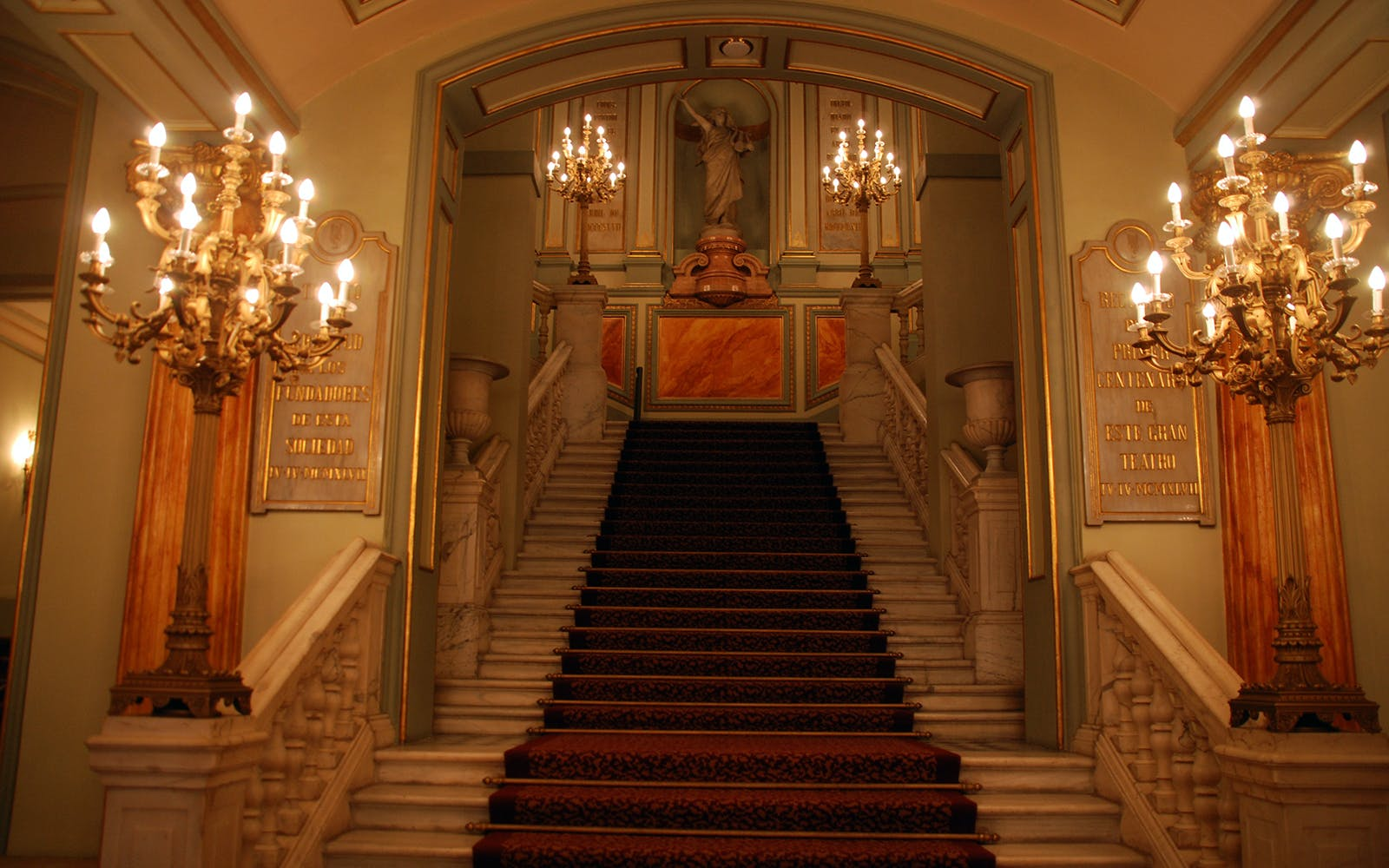 gran teatre del liceu guided tour-3