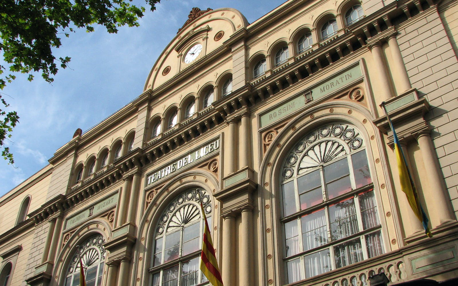 gran teatre del liceu guided tour-2