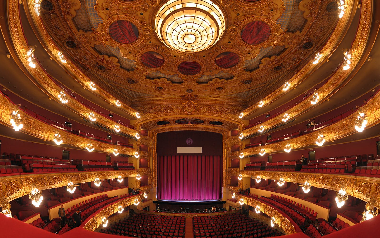 Gran Teatre del Liceu Guided Tour