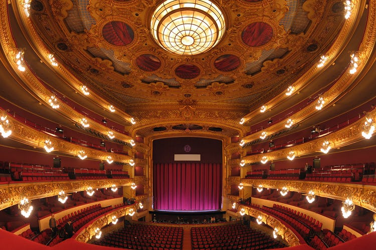 The Gran Teatre Del Liceu Tour Deconstructed Know What To Expect