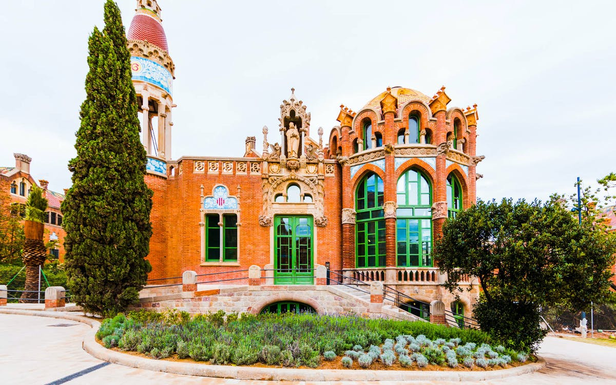 sant pau moderniste site: skip the line-1