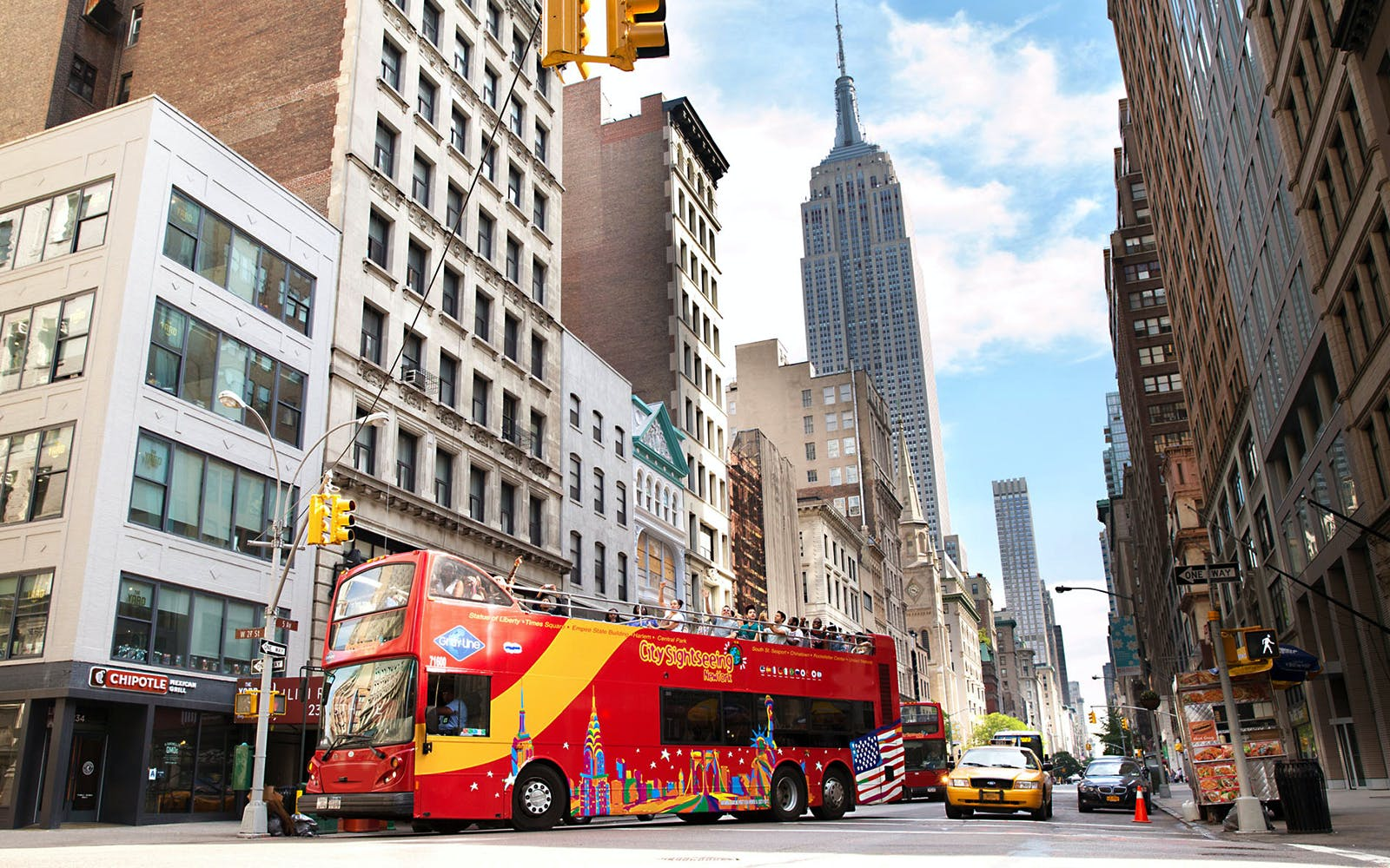 skip the line empire state building tickets & hop on hop off combo-2