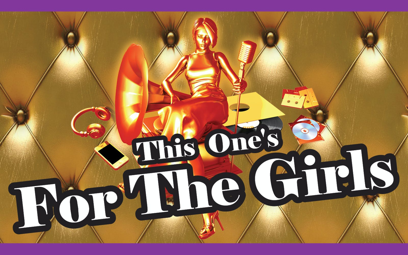 This ones for the girls - Best Off Broadway Shows 1