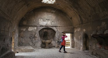 Herculaneum Priority Entrance Ticket