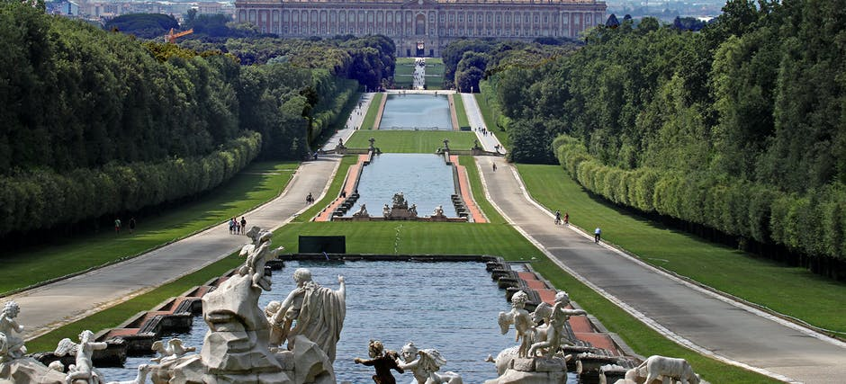 Royal Palace of Caserta Priority Entrance Ticket