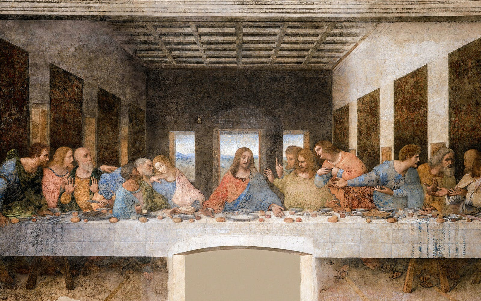 Skip The Line Tickets to Da Vinci's Last Supper With Guide