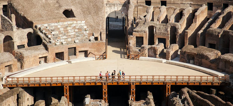 Guided Tour with Skip the Line Access to Colosseum, Roman Forum & Palatine