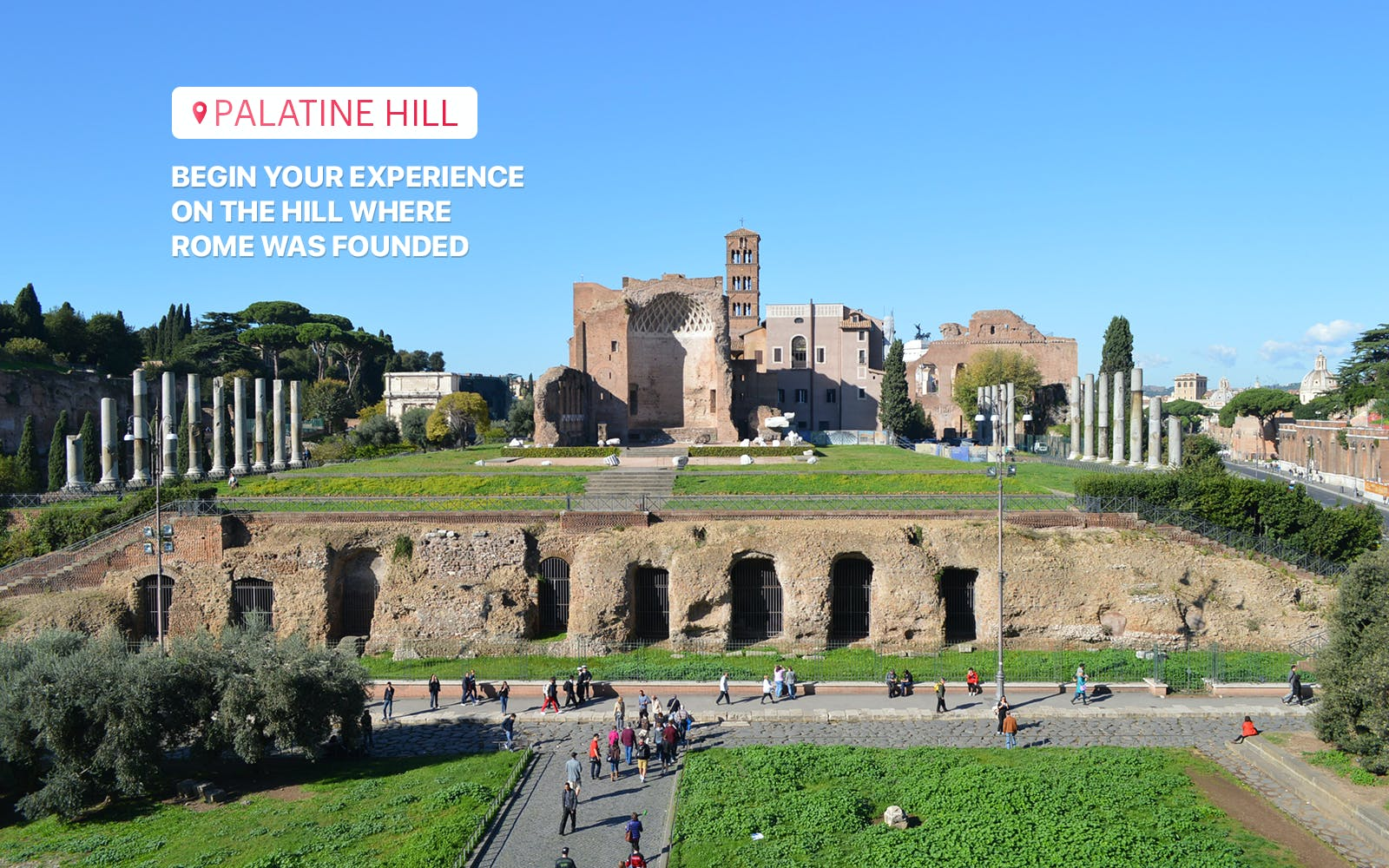guided tour with skip the line access to colosseum, roman forum & palatine-5