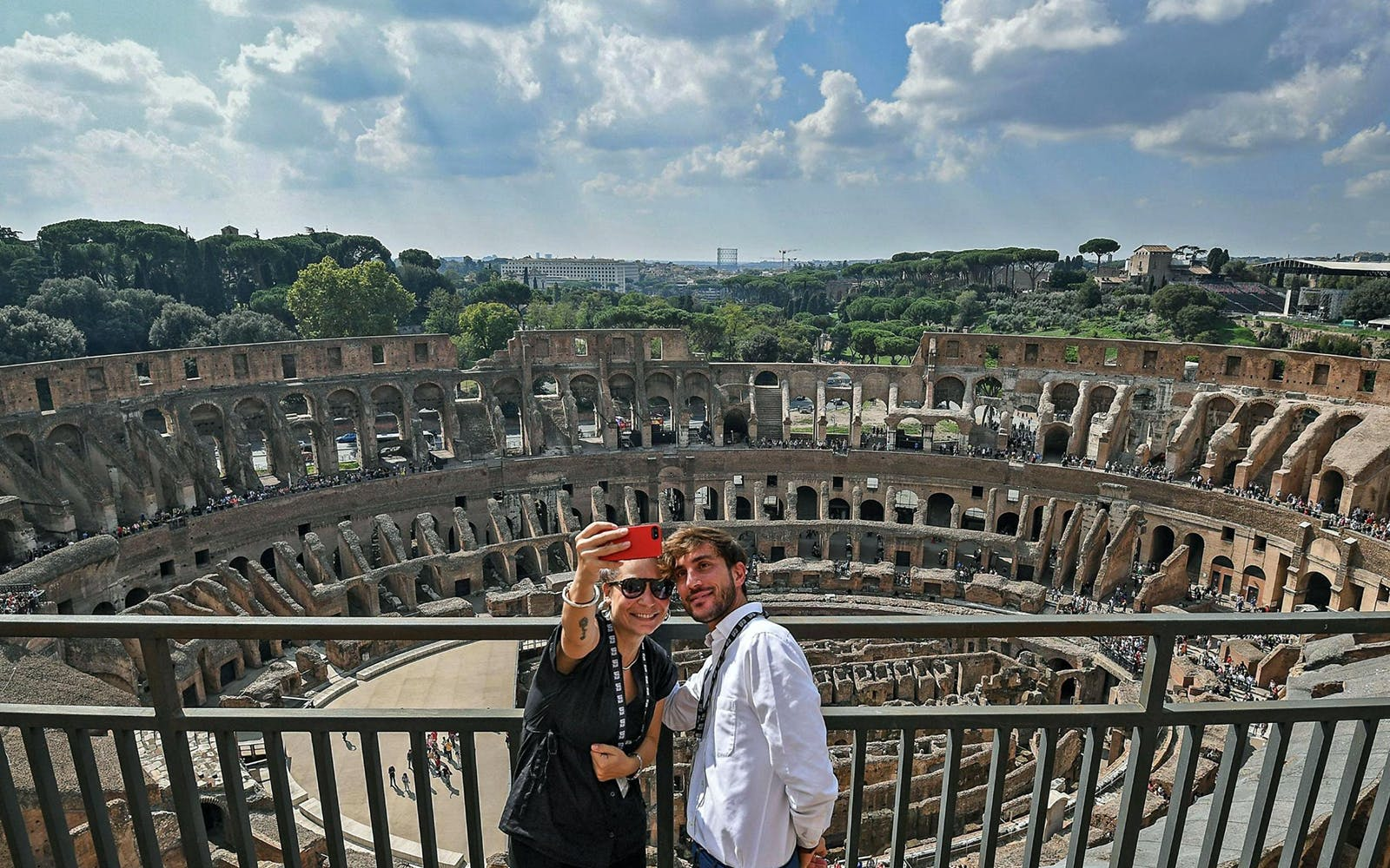 colosseum belvedere vip top tier access tour with roman forum and palatine hill-2