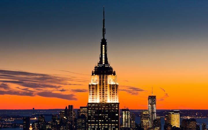 New York in October