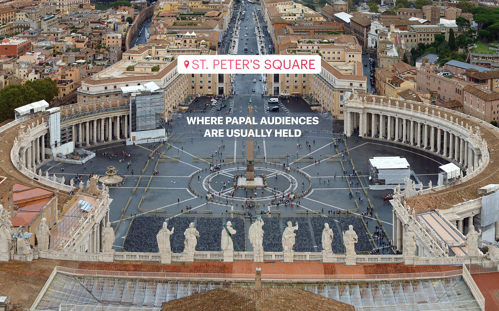 papal audience experience with pope francis (only wednesdays)-2