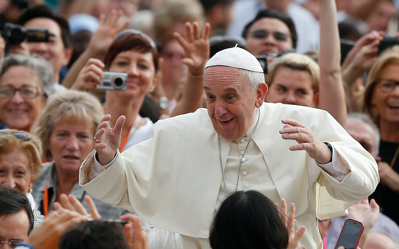 papal audience experience with pope francis (only wednesdays)-6