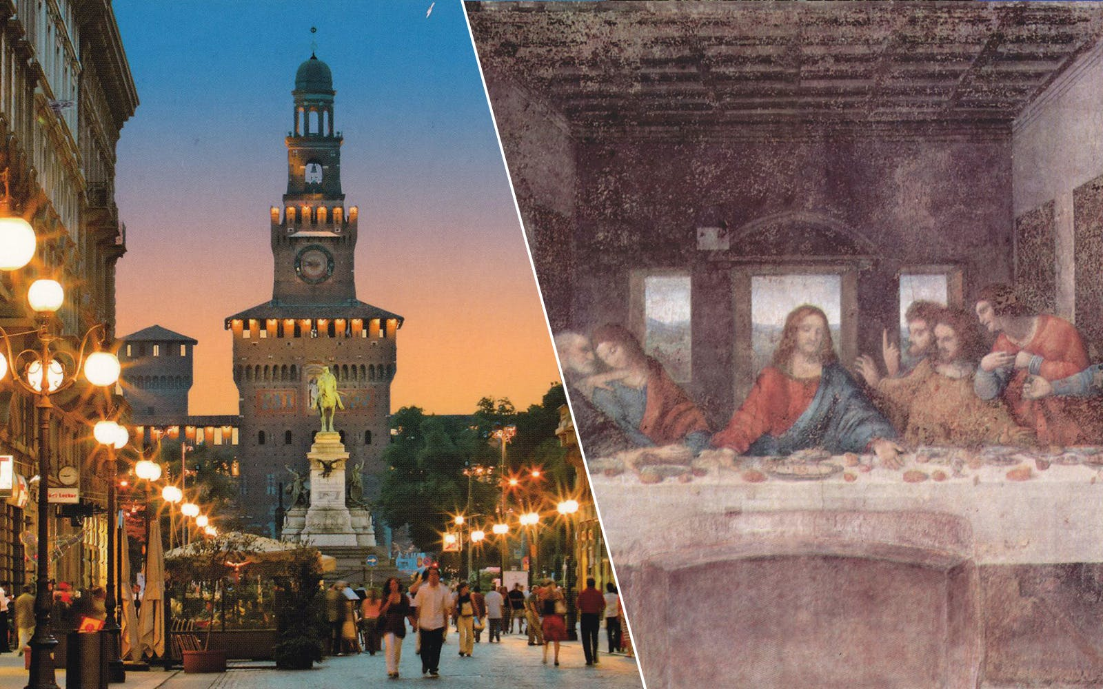 da vinci's last supper tickets and milan sightseeing tour-1