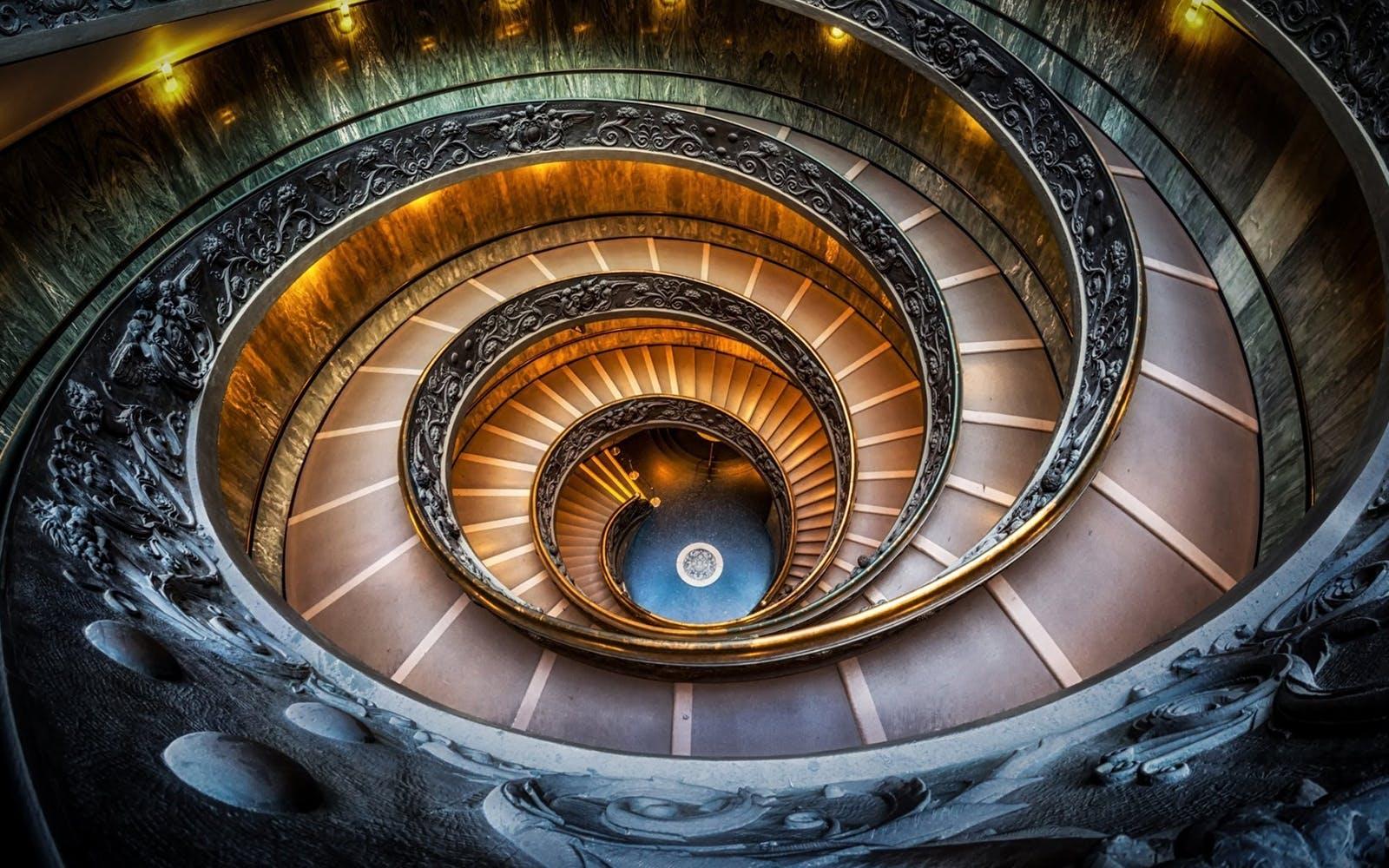 Rome in March - Vatican Museum