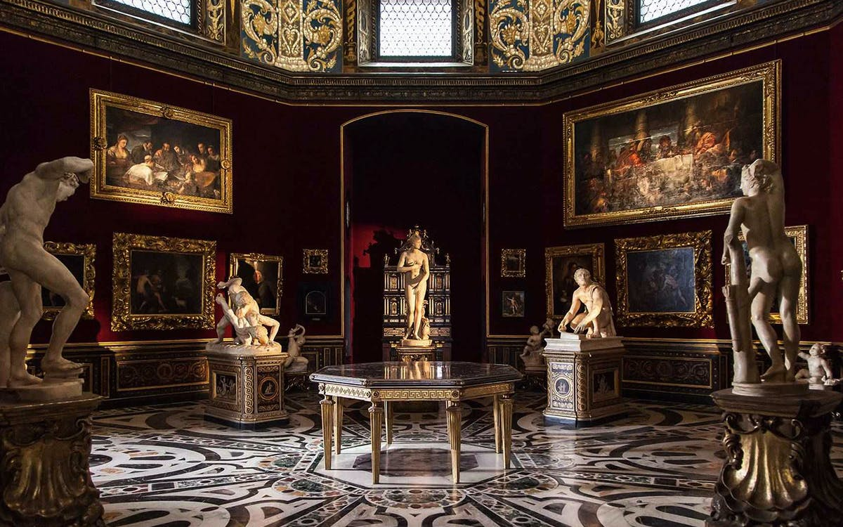 skip the line to uffizi gallery - audioguide tour-1
