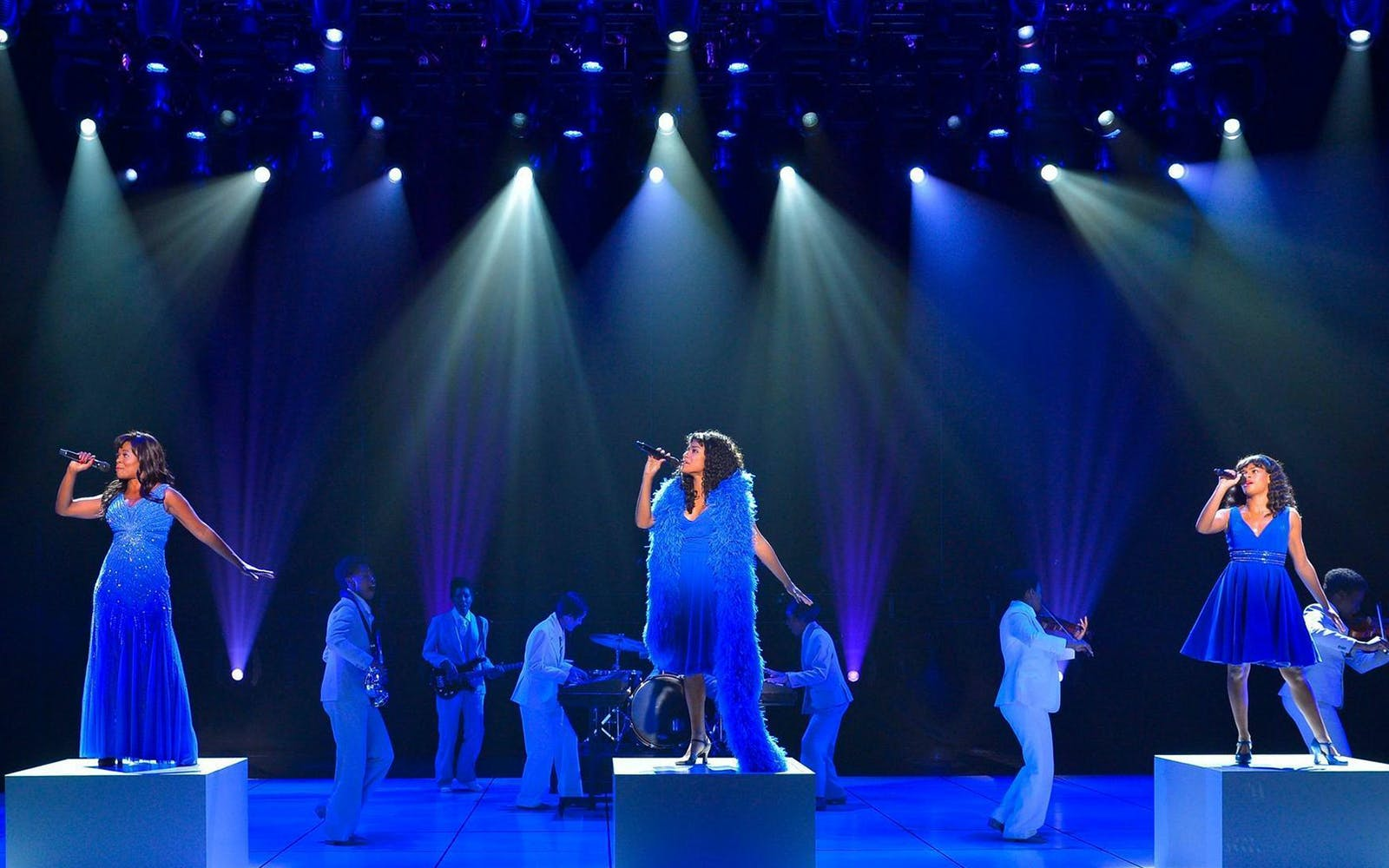 donna summer broadway lottery
