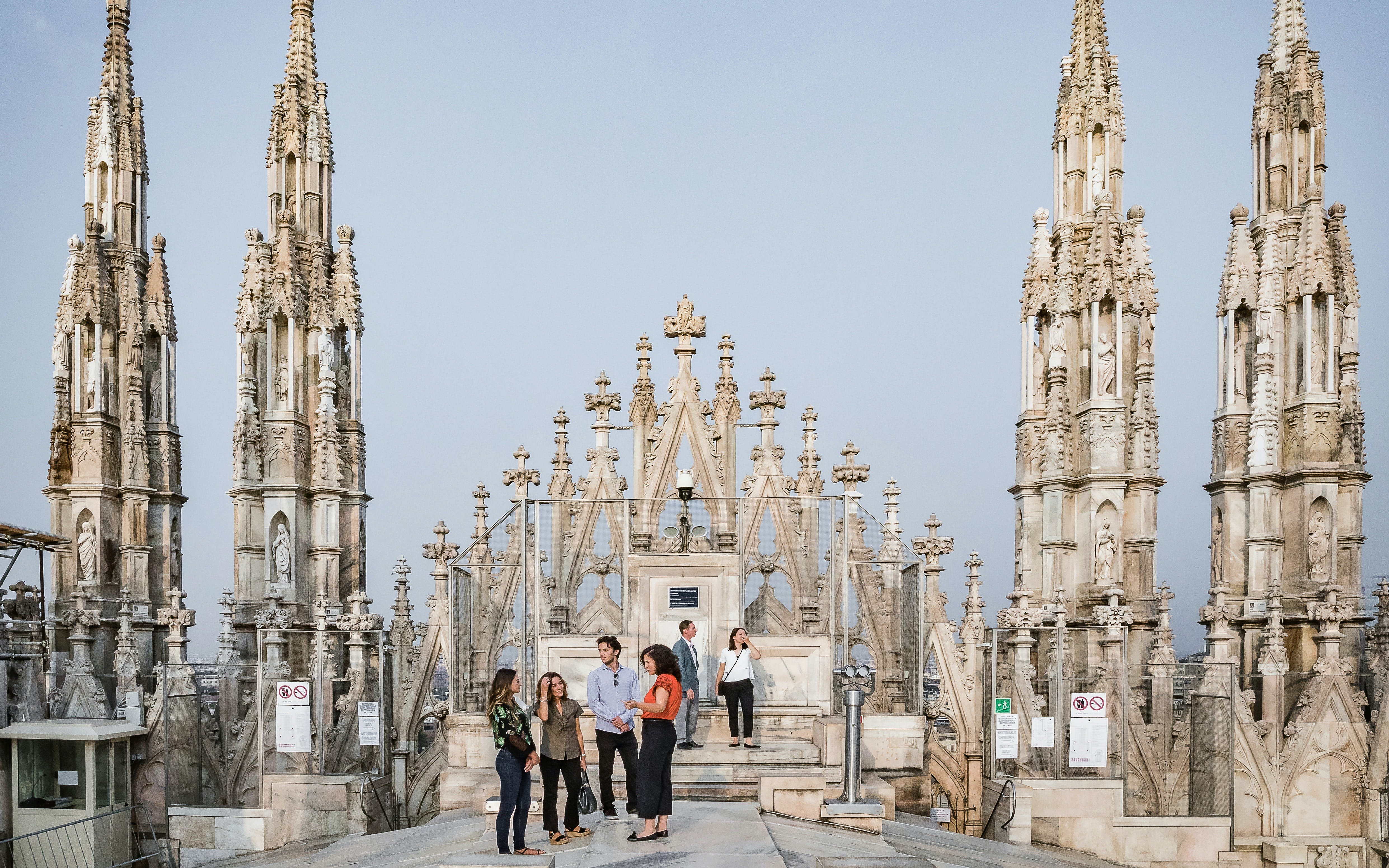 duomo cathedral, rooftop and it's terraces - elevator access-3