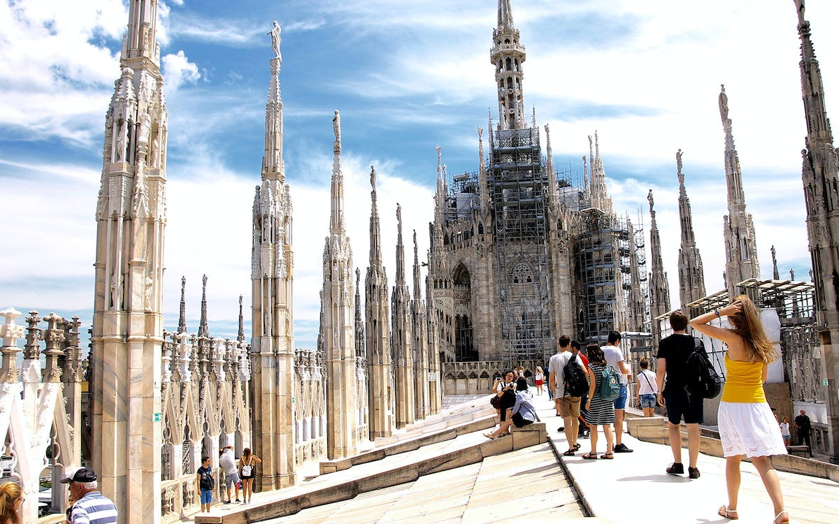 duomo cathedral, museum and rooftop - elevator access-1