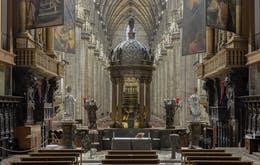 1 day in Milan- Santa Maria Delle Grazie