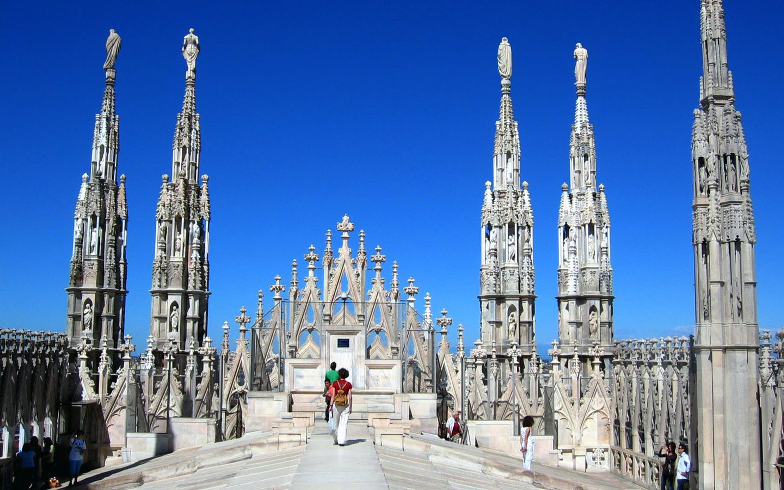 skip the line tickets with audioguide to duomo di milano, rooftop & museum -2